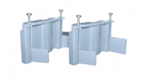 PLANUX CLIPS FOR DRY LINED WALLS